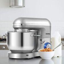 Aucma Küchenmaschine 1400W mit 6,2L Edelstahl-Rührschüssel