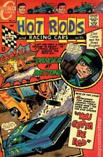 Hot Rods and Racing Cars #95 GD/VG 3.0 1969 Stock Image Low Grade