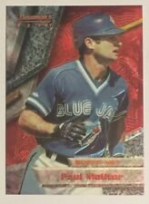 PAUL MOLITOR, 1994 BOWMAN'S BEST CARD IN EXCELLENT CONDITION !