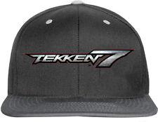 Tekken 7 Logo Snapback Baseball Cap -One Size - Official Merchandise - ME0001