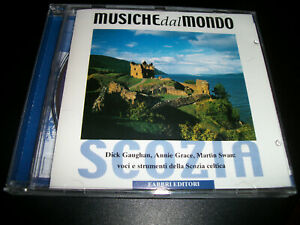 Various – Europa - Scozia - CD - 2001 - Fabbri Editori