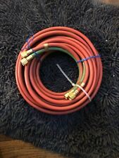 New listing Portable 25ft -3/8� Twin Welding Torch Hose Gas Oxygen Acetylene Cutting