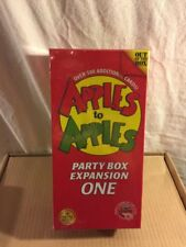 NIB APPLES TO APPLES EXPANSION ONE PARTY BOX--576 Additional Cards!