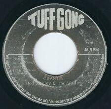 "Bob Marley & Wailers - Curfew / Chant I - Tuff Gong 7"" 45T Roots Reggae ♫"