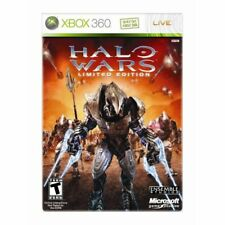 Halo Wars Limited For Xbox 360 RPG Very Good 3E