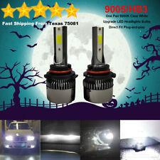 9005 HB3 LED Headlight Bulb Kit High Beam Upgrade Premium Lamp 70W 6000K White