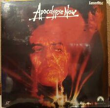 Apocalypse Now (Laserdisc), Sealed, Extended Play