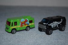 Collectible 1998 Matchbox Truck Camper And 1981 Matchbox 4X4 Chevy Van