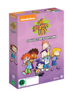 ALL GROWN UP COMPLETE SEASONS 1-5 COLLECTORS SET [NTSC ALL REGIONS] (10DVD)