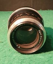 Carl ZEISS Jena Sonnar 4/135 TelePhoto Lens with Mount Kit