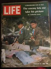Life Magazine A Remarkable Day in Hue North Vietnamese Soldiers February 1968