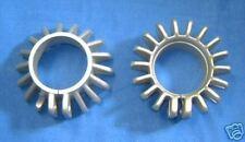 BMW alloy wing nut R25-25/2,26,27,51/2-67/3,R50,50/2,60/2,50S,60,60/2 Set