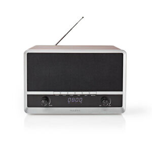 Nedis FM-Radio AM / FM | Batteriebetrien / Stromversorgung über USB | Digital RD