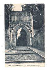 chambéry , le portail saint-dominique