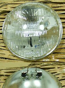 "SEALED BEAM INNER HEADLIGHT 5-3/4"" SINGLE (Optica faro interior) SB5712"