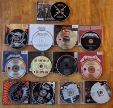 Metallica 11 CD Lot - Load, St. Anger, Kill 'Em All, Master of Puppets, Black, +