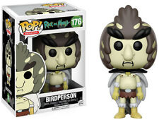 Rick & Morty - Bird Person - Funko Pop! Animation (2017, Toy NUEVO)