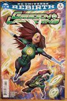 GREEN LANTERNS #6 (2016 Rebirth DC Comics) ~ VF/NM Comic Book