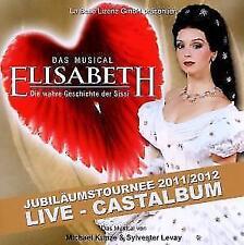 Elisabeth-Das Musical-Live von Castalbum Live (2012)