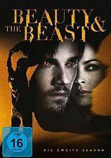 BEAUTY AND THE BEAST (2012) SEASON 2  6 DVD NEU JAY RYAN/KRISTIN KREUK/+