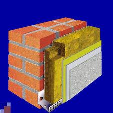 Rockwool KOMPLETTPAKET Steinwolle Putzträgerplatte WDVS Fassadendämmung Preis/m²