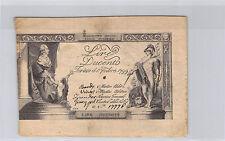 ITALIE 200 LIRES 1.9.1799 N° 17776 PICK S 133