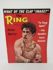 June 1964 The Ring Magazine Boxings Black Eye