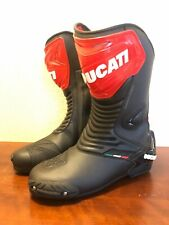 NWOB DUCATI Motorcycle riding boots shoes - Ducati Sport 2  size 10 (10.5)