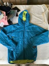 Montane special prism jacket mens size L Zanskar blue pertex quantum BNWT box 3