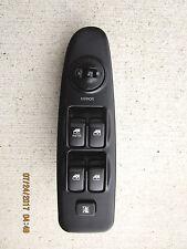 01 - 03 HYUNDAI ELANTRA DRIVER LEFT SIDE MASTER POWER WINDOW SWITCH BLACK