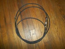 Control Throttle Cable 13 Ft Snowplow Salt Spreader Equipment