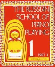 Escuela De Piano Rusa jugando libro 1 parte 1
