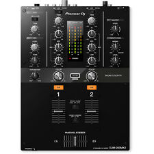 Pioneer DJ DJM-250MK2 Rekordbox DVS-Ready 2-Channel Mixer, Built-in Sound Card