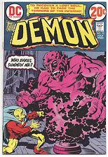 The Demon #10 (VF/NM) 1973, Jack Kirby art