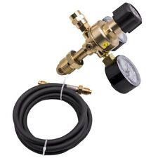 Argon Co2 Regulator Gauge Flow Meter For Mig Tig Welding Gas Welder Cga580