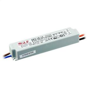 GL Power GPV-18-12 18W 12V 1,5A LED power supply IP67