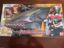 Used Kamen Rider Ryuki DX Ryusyokikou Dragvisor Zwei Bandai