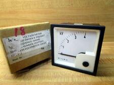 Process Equipment Fhs38467 Voltage Meter