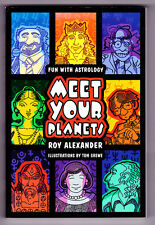Fun with ASTROLOGY Meet Your Planets - Roy Alexander - seems UNREAD  - VGC