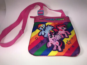 my little pony purse glitter rainbow bright