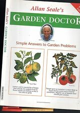 144 big page AUSTRALIAN GARDEN DOCTOR Allan Seale PESTS Virus PLANT CARE VGC+