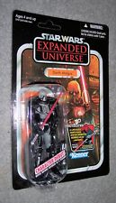 Star Wars Vintage Collection DARTH MALGUS #VC96 UNPUNCHED MOC