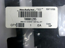 NEW Waters Alliance HPLC 2690/2695 Heater/Chiller Foam Insulation Kit 700001295