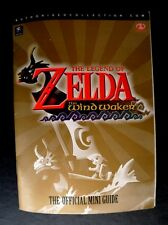 The Legend of Zelda: The Wind Waker OFFICIAL MINI GUIDE Nintendo - Authorised