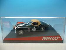NINCO 50317 Jaguar XK-120 ALPEN RALLY, como nuevo sin usar