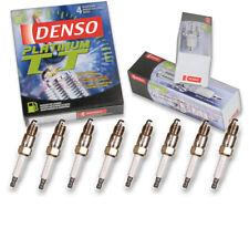 8 pc Denso Platinum TT Spark Plugs for Chevrolet C1500 7.4L 5.7L 5.0L V8 lw