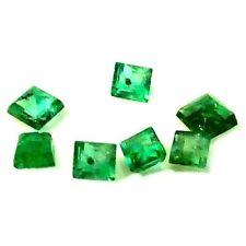 Moderate Round Loose Emeralds