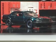 Hot Wheels '82 Nissan Skyline R30 Custom