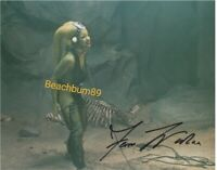 "(((FEMI TAYLOR))) ""OOLA"" in ""STAR WARS RETURN OF THE JEDI"" Signed 8x10 Photo COA"