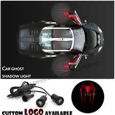The Red Spider Spiderman Car Door LED Welcome Projector Laser Ghost Shadow Light